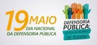 19/05/2020 - Dia do Defensor Público
