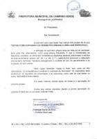 PROJETO DE LEI Nº 001/2020
